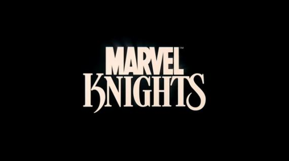 Logo Marvel Knights