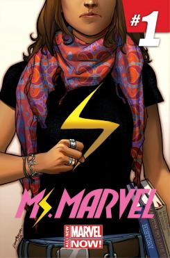 Ms. Marvel #1 Teaser