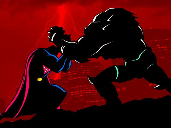 Superman contra Doomsday