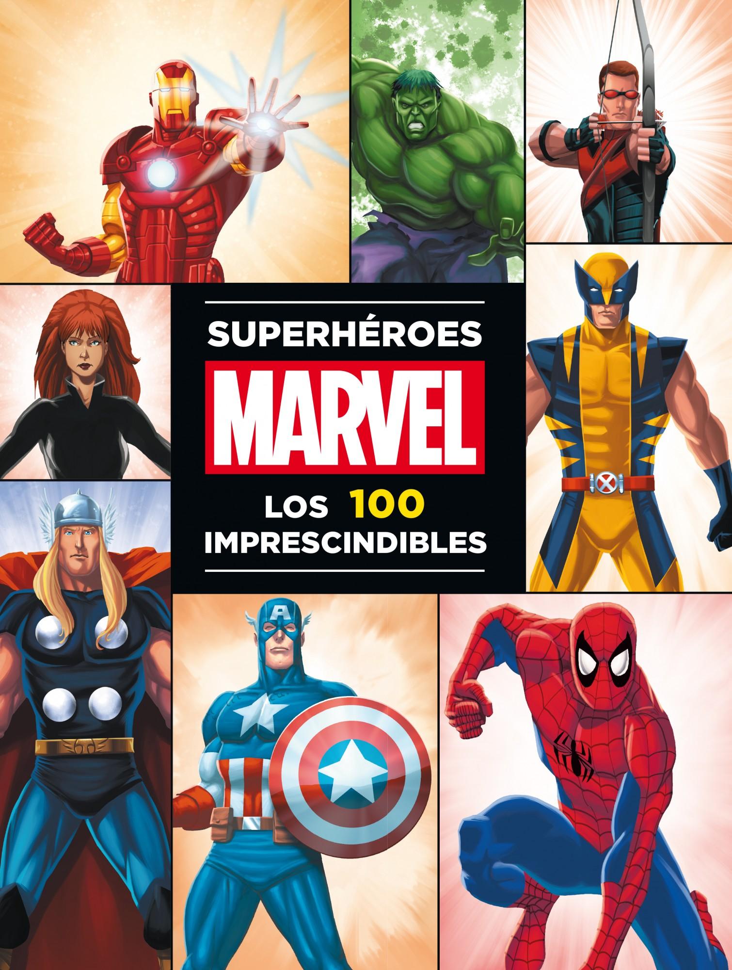 Reseñas Superhéroes Marvel Los 100 Imprescindibles Bds