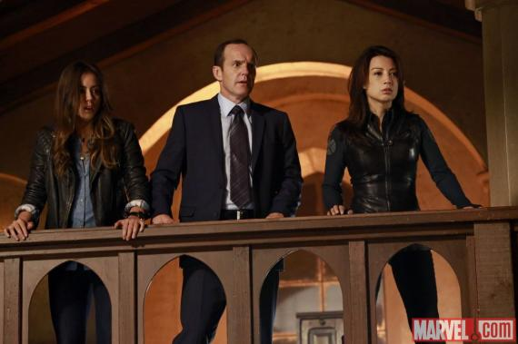 Imagen del episodio 1x08: The Well, de la serie Marvel's Agents of S.H.I.E.L.D. (2013)