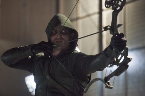 Arrow 2x07: State V. Queen