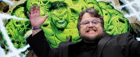 Guillermo del Toro actualiza el estado de la serie The Hulk