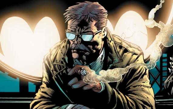 Jim Gordon en los cómics DC