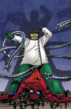 El Doctor Octopus en los Cómics de Spider-Man de Marvel