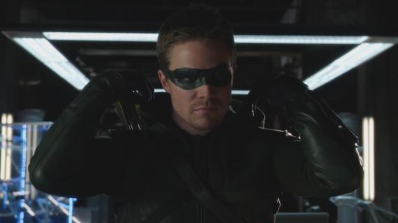 Arrow 2x09: Three Ghosts