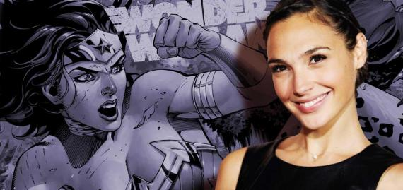 Gal Gadot será Wonder Woman en Batman vs. Superman (2015)