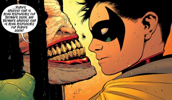 Batman y Robin #5