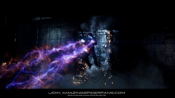 Imagen promocional de The Amazing Spider-Man 2: El Poder de Electro (2014)