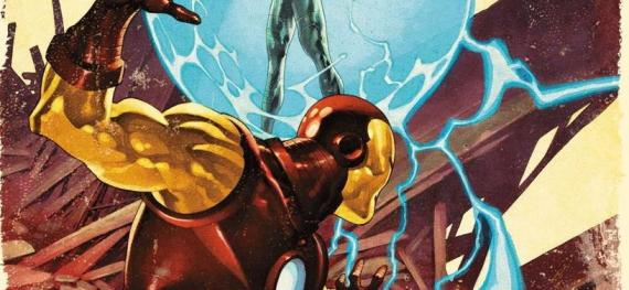 Banner de What if? Age of Ultron #2