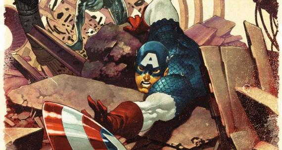 Banner de What if? Age of Ultron #4