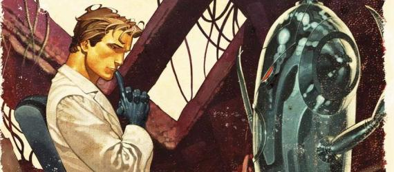 Banner de What if? Age of Ultron #5