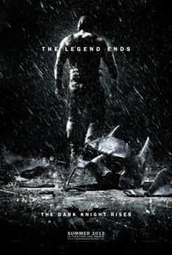 Póster de The Dark Knight Rises