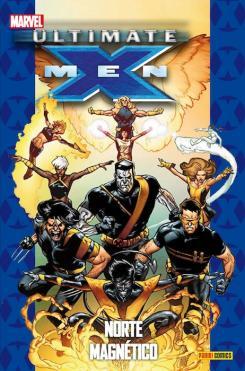 Portada de Ultimate X-Men: Norte Magnético, de Stuart Immonen