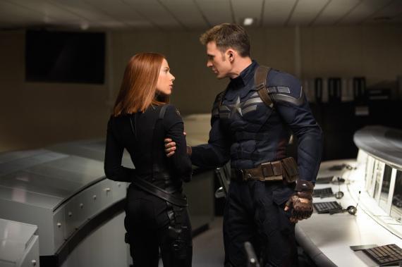 Imagen de Capitán América: El Soldado de Invierno (2014)
