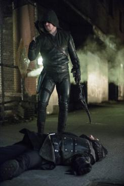 Arrow 2x13: Heir to the Demon