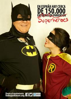 Convertirse en compañero de un superhéroe nunca fue tan fáci