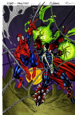 Spider-Man vs. Spawn