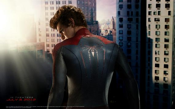 Wallpaper de Spider-Man de The Amazing Spider-Man (2012)