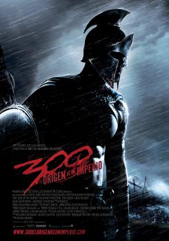 Primer póster para España de 300: Rise of an Empire (2013)