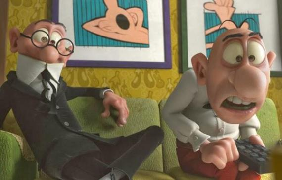 Mortadelo y Filemón contra Jimmy el Cachondo (2014)