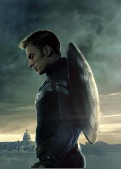 Imagen promocional de Capitán América: El Soldado de Invierno (2014)