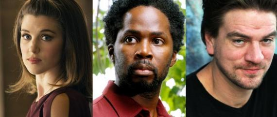Lucy Griffiths, Harold Perrineau y Charles Halford se unen a la serie Constantine