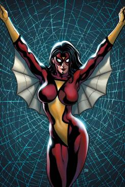 Spider-Woman en los cómics