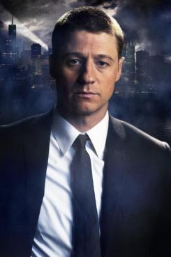Primer vistazo oficial al actor Ben McKenzie como James Gordon en Gotham (2014)
