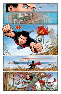 Superboy #1 de Jeff Lemire