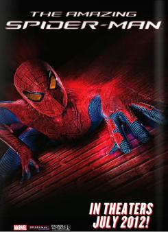 Promo art de The Amazing Spider-Man