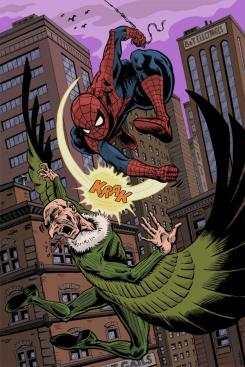 El Buitre vs. Spider-Man