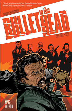 "Portada de ""Bullet to the Head"""