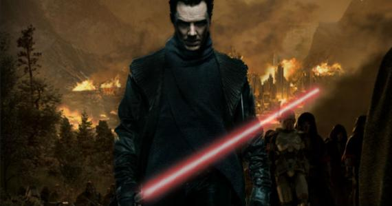 Benedict Cumbertchart niega estar en Star Wars: Episodio VII