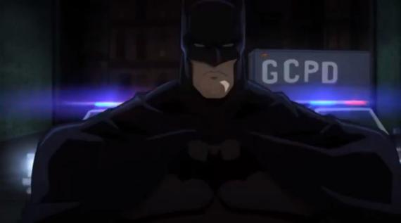 Captura del trailer de Batman: Assault on Arkham (2014)