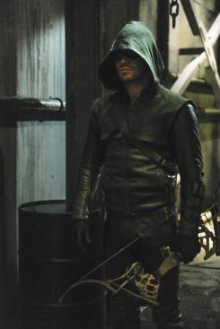 Imagen de Arrow 2x21: City of Blood