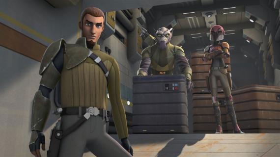 Imagen de Star Wars: Rebels (2014)