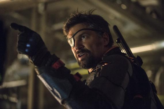 Imagen promocional de Arrow 2x23: Unthinkable, último episodio de la segunda temporada