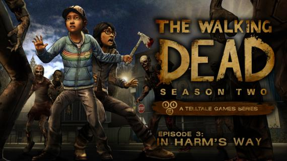 The Walking Dead Season Two - Episodio 3: In Harm's Way (2014)