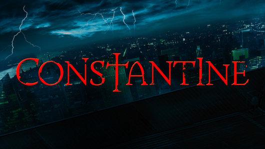 Logo de la serie Constantine (2014)