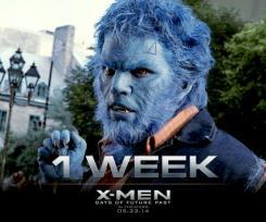 Imagen promocional de X-Men: Días del Futuro Pasado (2014)