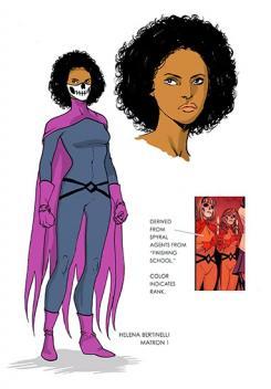 Una nueva versión de Helena Bertinelli debuta en los Nuevos 52 en Nightwing #30