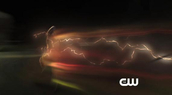 Captura del trailer del piloto de The Flash (2014)