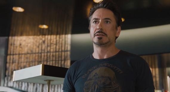 Captura del trailer de The Avengers / Los Vengadores (2012)
