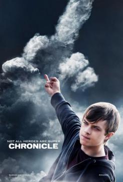 Póster de Chronicle (2012)