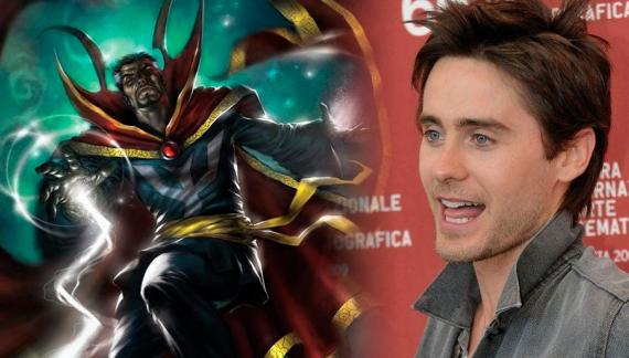 Jared Leto candidato a ser Doctor Extraño