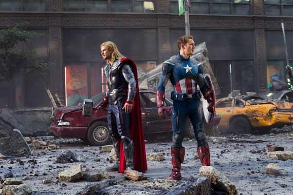 Cine Tv Spot De La Superbowl De The Avengers Los Vengadores Versión Extendida Normal En Español Y Capturas Bds