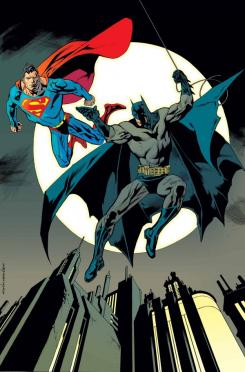 Portada de Action Comics #33 por Kevin Nowlan