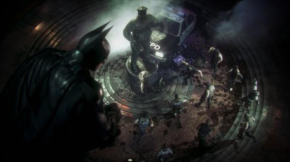 Imagen del videojuego Batman: Arkham Knight (2014)