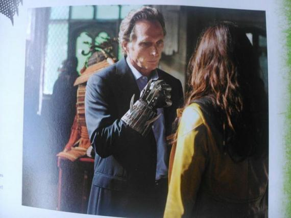 William Fichtner es Shredder en Teenage Mutant Ninja Turtles (2014)